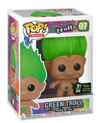 Funko Pop! Trolls Green Troll Stock
