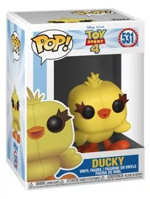 Funko Pop! Disney DUCKY Stock