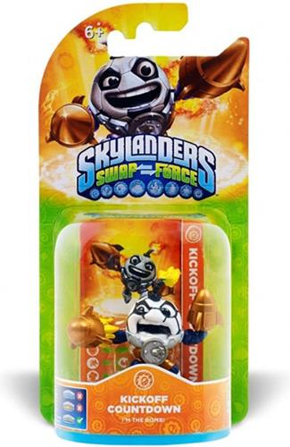 Skylanders Swap Force Kickoff Countdown Stock