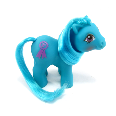 My Little Pony Year 05 Baby Blue Ribbon - Adventures in Ponyland