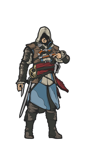 FiGPin Assassin's Creed Edward