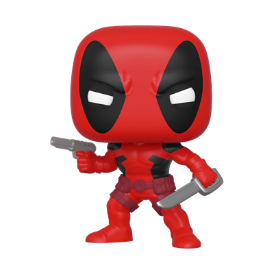 Funko Pop! Marvel Deadpool (First Appearance)