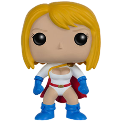 Funko Pop! Heroes Power Girl Icon