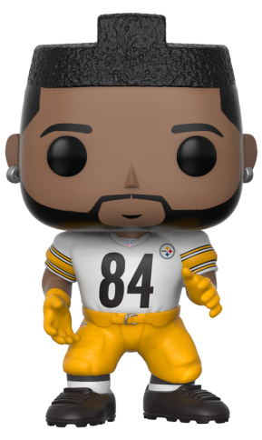 Funko Pop! Football Antonio Brown (Road Jersey)