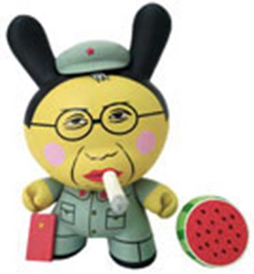 "Kid Robot 8"" Dunnys Mrs. Mao"