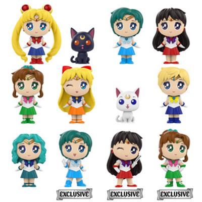 Mystery Minis Sailor Moon Sailor Jupiter