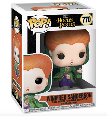 Funko Pop! Disney Winifred Sanderson Stock Thumb