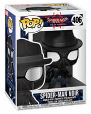 Funko Pop! Marvel Spider-Man Noir (w/ Hat) Stock