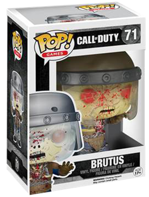 Funko Pop! Games Brutus Stock