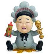 Kid Robot Art Figures Baby Huey Supervillain