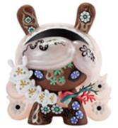 """Kid Robot 8"""" Dunnys Berry Chocolate Lady"""