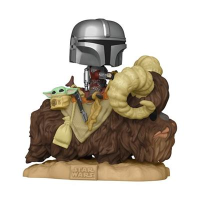 Funko Pop! Star Wars The Mandalorian & The Child on Bantha