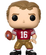 Funko Pop! Football Joe Montana