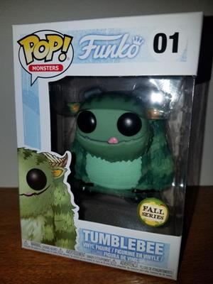 Funko Pop! Monsters Tumblebee (Fall Series)