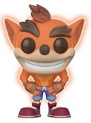 Funko Pop! Games Crash Bandicoot (GITD)