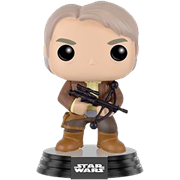 Funko Pop! Star Wars Han Solo (The Force Awakens) (w/ Bowcaster)