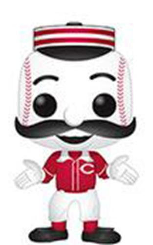 Funko Pop! MLB Cincinnati Reds Mascot Mr. Redlegs