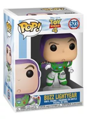 Funko Pop! Disney BUZZ LIGHTYEAR Stock