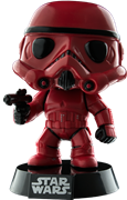 Funko Pop! Star Wars Stormtrooper (Red)