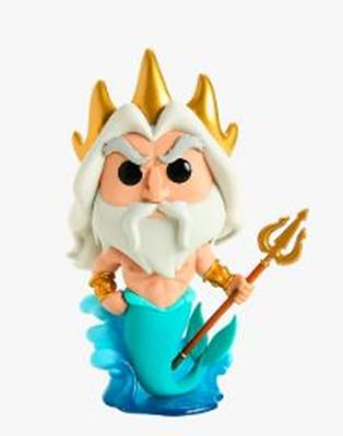 Funko Pop! Disney King Triton