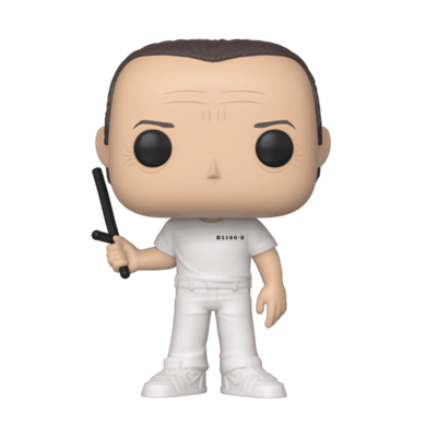 Funko Pop! Movies funko Hannibal bloody Silence of the Lambs Icon