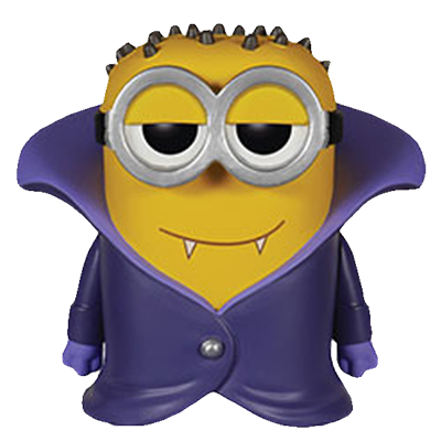 Funko Pop! Movies Minion (Gone Batty)