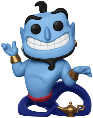 Funko Pop! Disney Genie (w/ Lamp) Icon