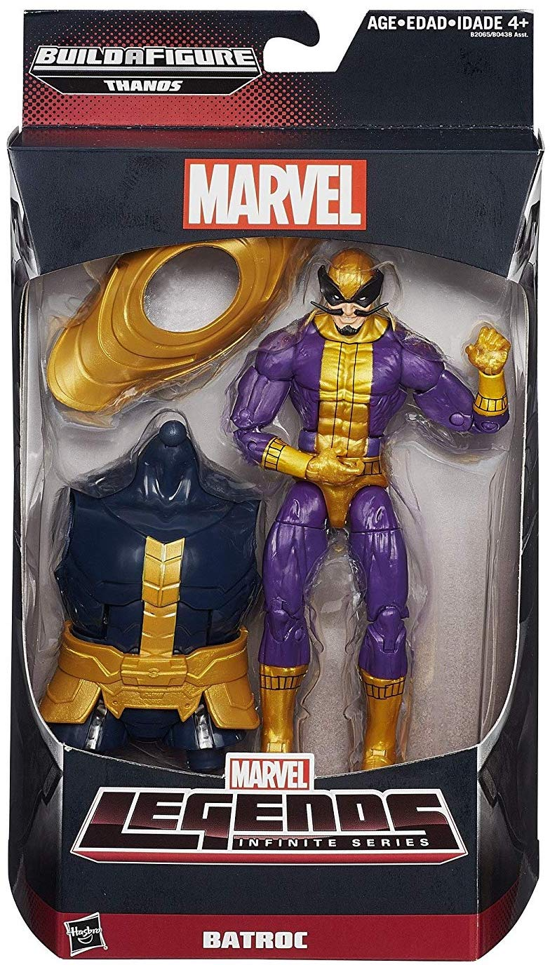 Marvel Legends Thanos Series Batroc