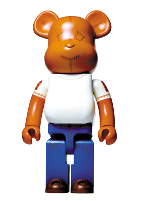 Be@rbrick Love is Big, Love is Be@rbrick Tod's  1000%