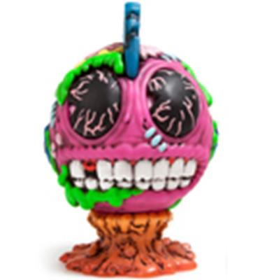 Kid Robot Art Figures Bot Head