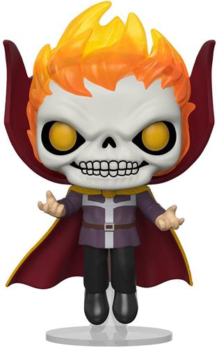 Funko Pop! Marvel Doctor Strange (Ghost Rider)