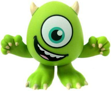 Mystery Minis Disney Series 1 Mike Wazowski  Stock