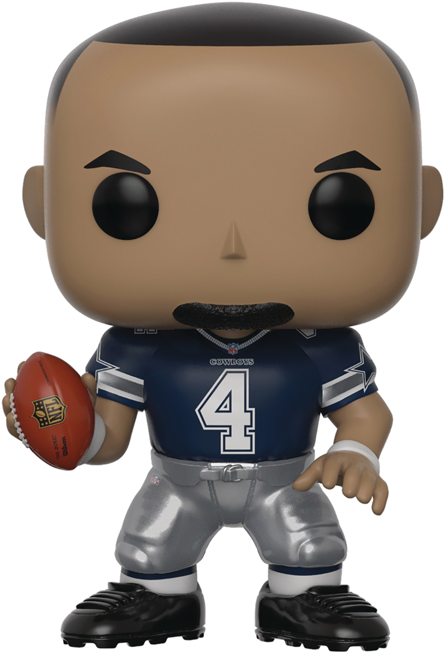 Funko Pop! Football Dak Prescott (Alternate Uniform)