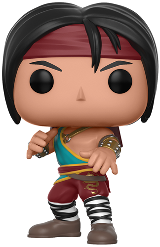 Funko Pop! Games Liu Kang Icon