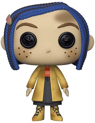 Funko Pop! Animation Coraline Doll Icon