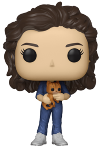 Funko Pop! Movies Ripley Holding Jonesy Icon
