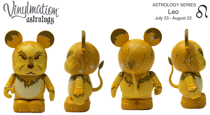 Vinylmation Open And Misc Astrology Leo