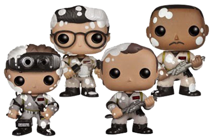 Funko Pop! Movies Ghostbusters (Marshmallowed) Icon