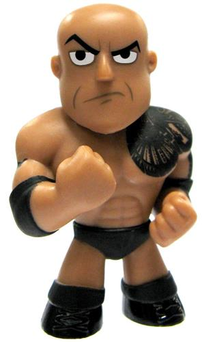 Mystery Minis WWE Series 1 The Rock Stock