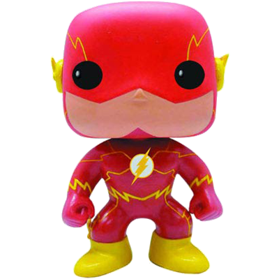 Funko Pop! Heroes The Flash (New 52) Icon
