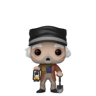 Funko Pop! Disney Groundskeeper Icon