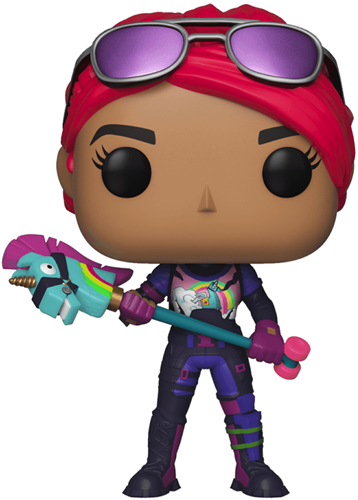 Funko Pop! Games Brite Bomber