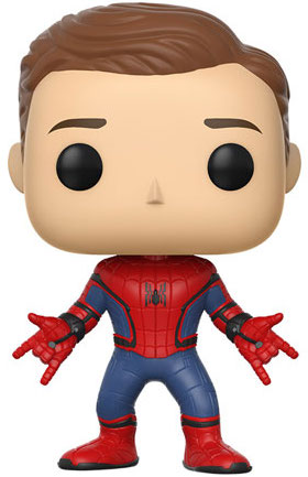 Funko Pop! Marvel Spider-Man (Unmasked)