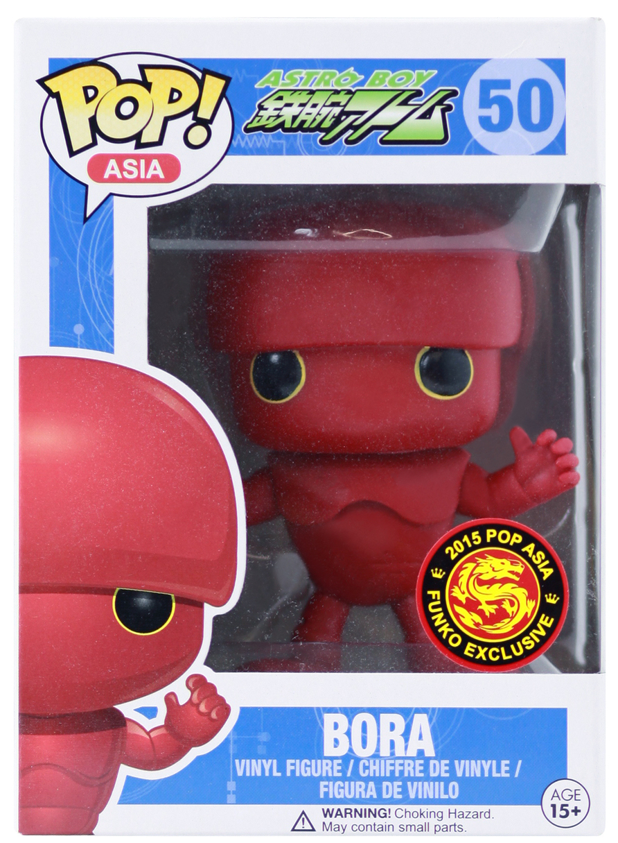 Funko Pop! Asia Bora Stock