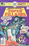 DC Comics Secret Society of Super-Villains (1976 - 1978) Secret Society of Super-Villains (1976) #1