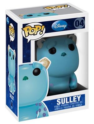 Funko Pop! Disney Sulley Stock Thumb