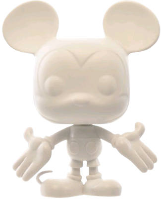 Funko Pop! Disney Mickey Mouse (D.I.Y.)