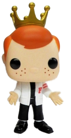 Funko Pop! Freddy Funko Danny Zuko (Red Letterman)