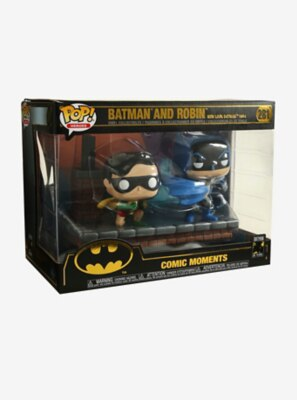 Funko Pop! Heroes Batman and Robin Stock