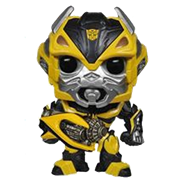 Funko Pop! Movies Bumblebee (w/ Cannon)